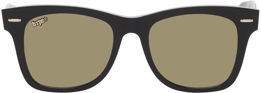 Black & Green BA13012 Sunglasses