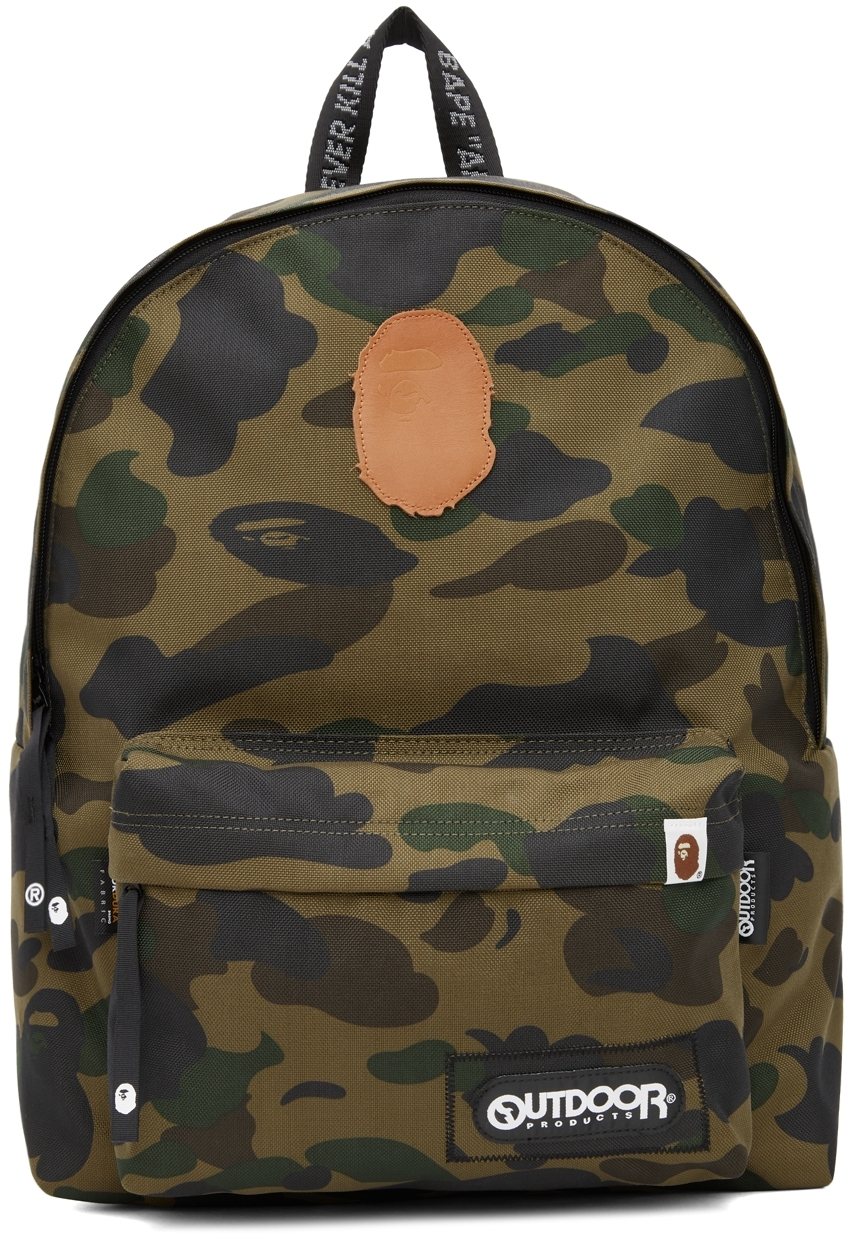 Green Outdoor Products Edition 1st Camo Day Backpack