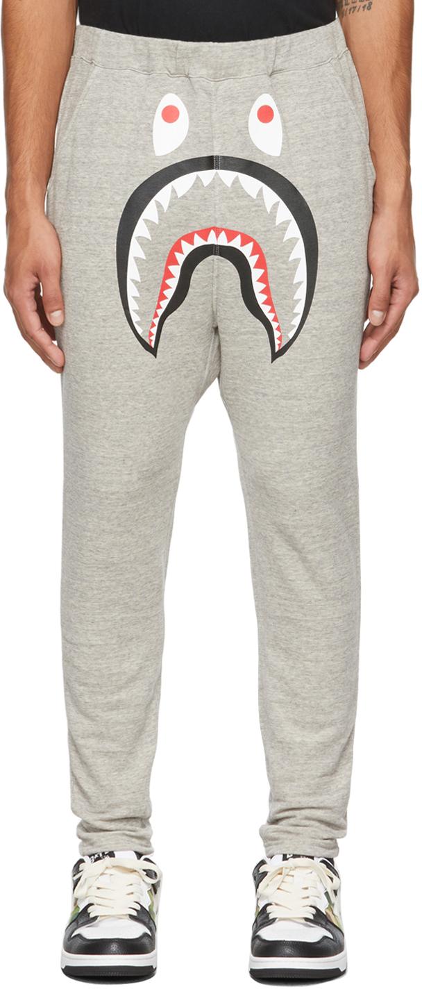 Grey Shark Lounge Pants