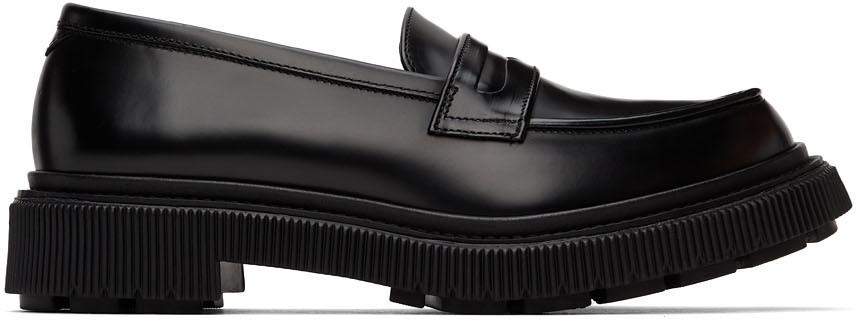 Adieu Black Type 159 Loafers