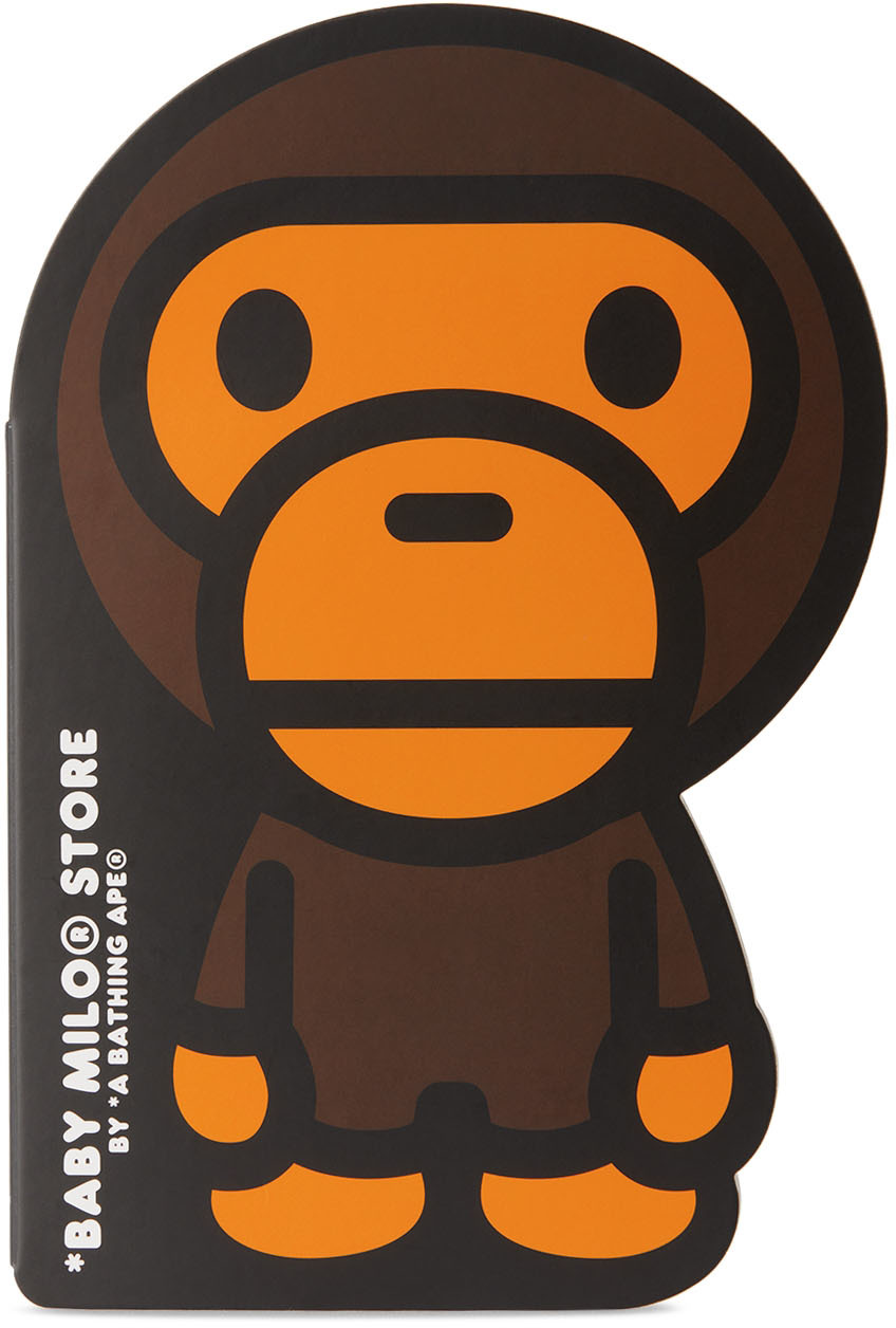 Brown Baby Milo Memo Pad