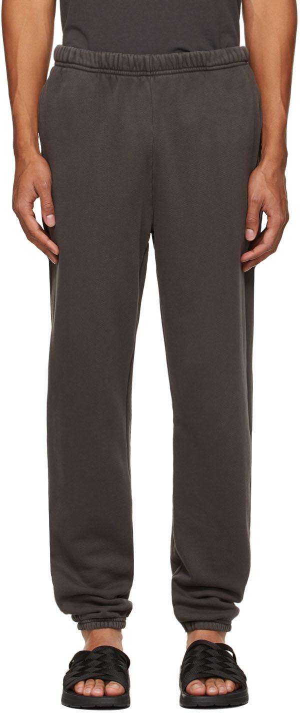 Grey Heavyweight Classic Lounge Pants