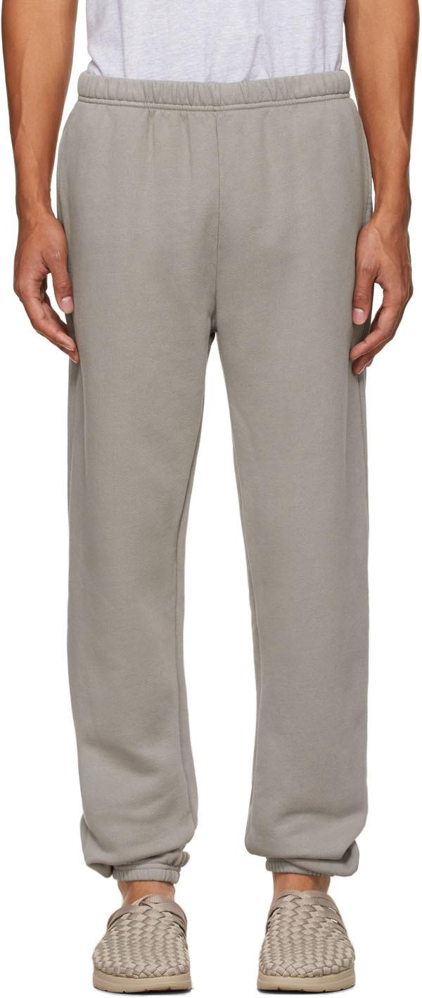 Taupe Heavyweight Classic Lounge Pants