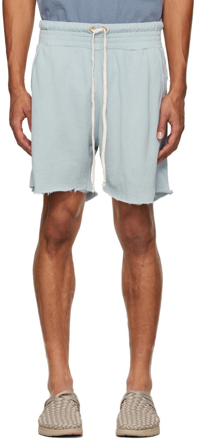 Blue Lightweight Yacht Shorts