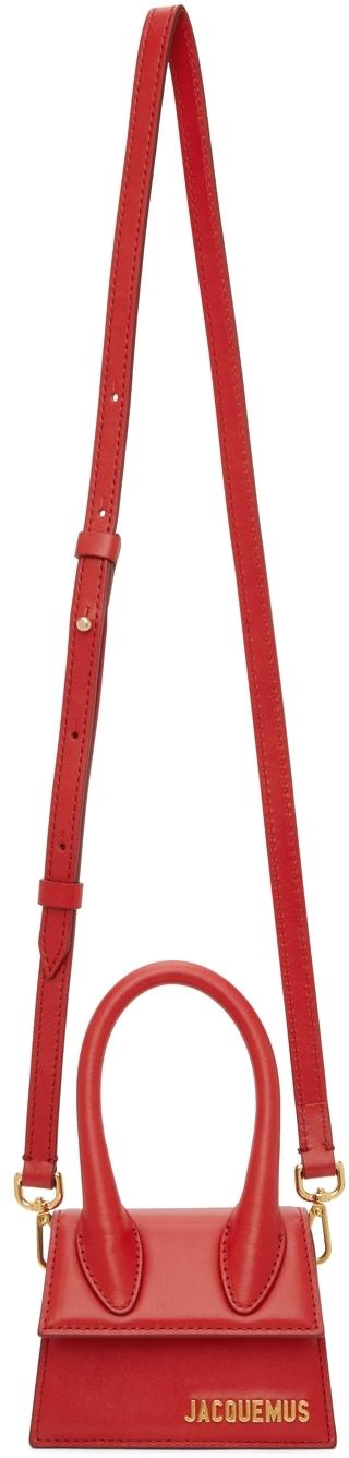 Red La Montagne 'Le Chiquito' Bag