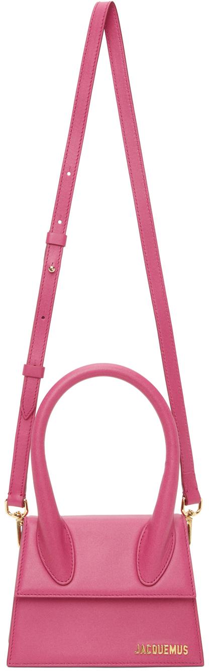 Pink La Montagne 'Le Chiquito Moyen' Bag