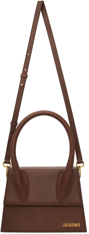 Brown La Montagne 'Le Grand Chiquito' Bag