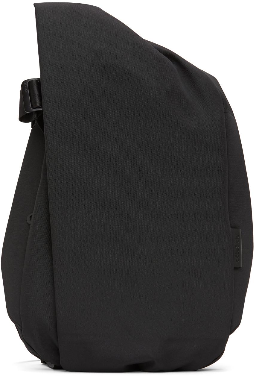 Côte&Ciel Black Isar M Backpack