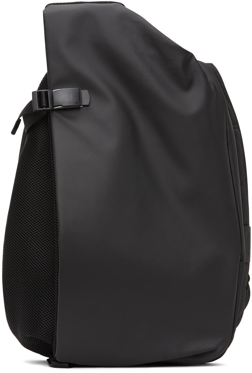 Côte&Ciel Black Obsidian Isar M Backpack