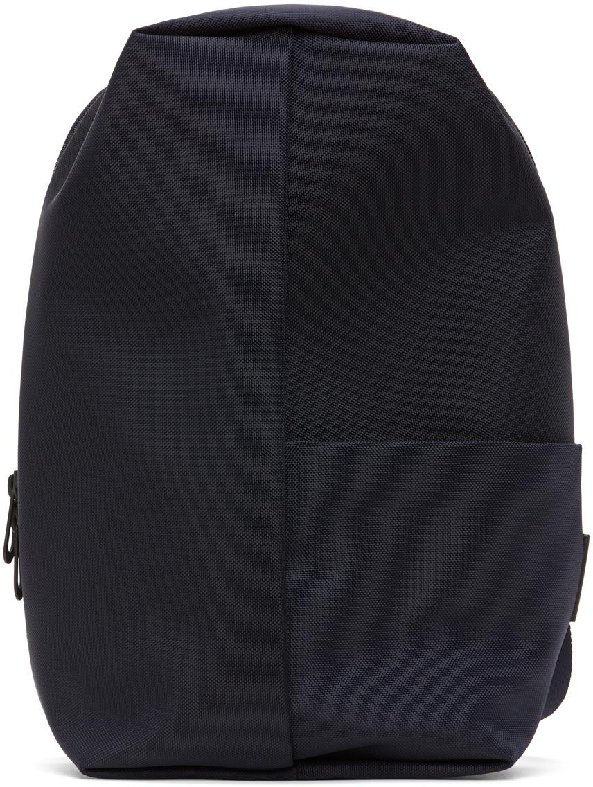 Côte&Ciel Black EcoYarn Sormonne Backpack