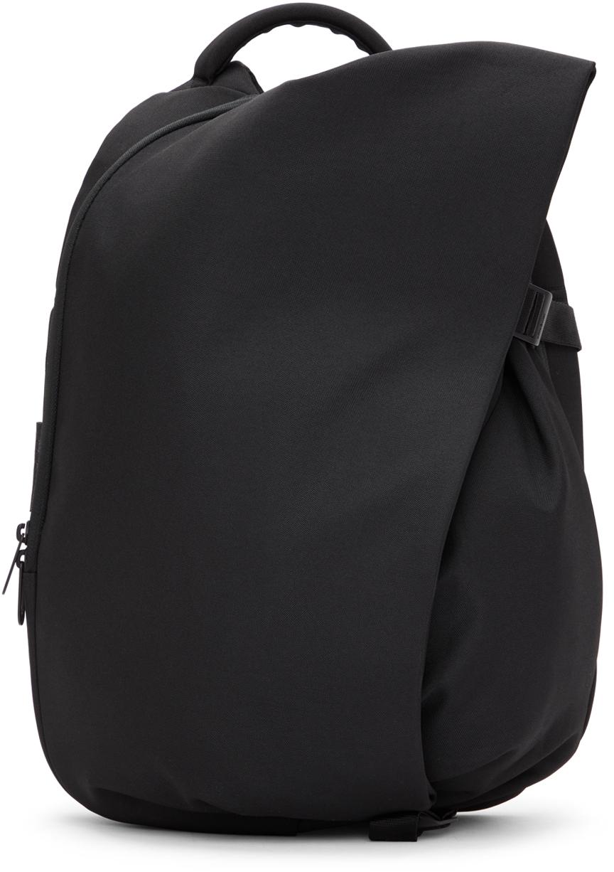 Côte&Ciel Black EcoYarn Isar S Backpack