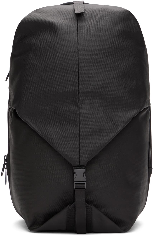 Côte&Ciel Black EcoYarn Oril S Backpack