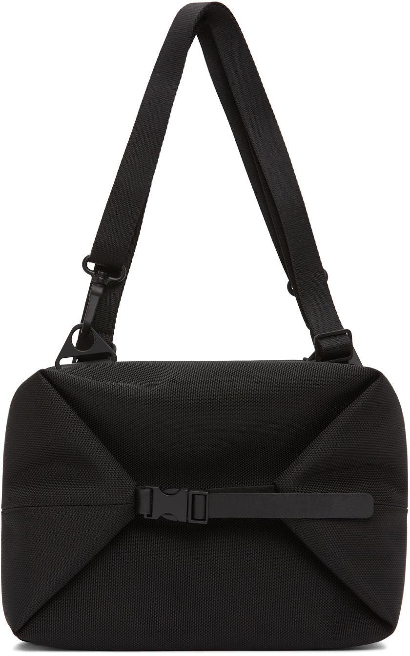 Côte&Ciel Black AAR Ballistic Messenger Bag