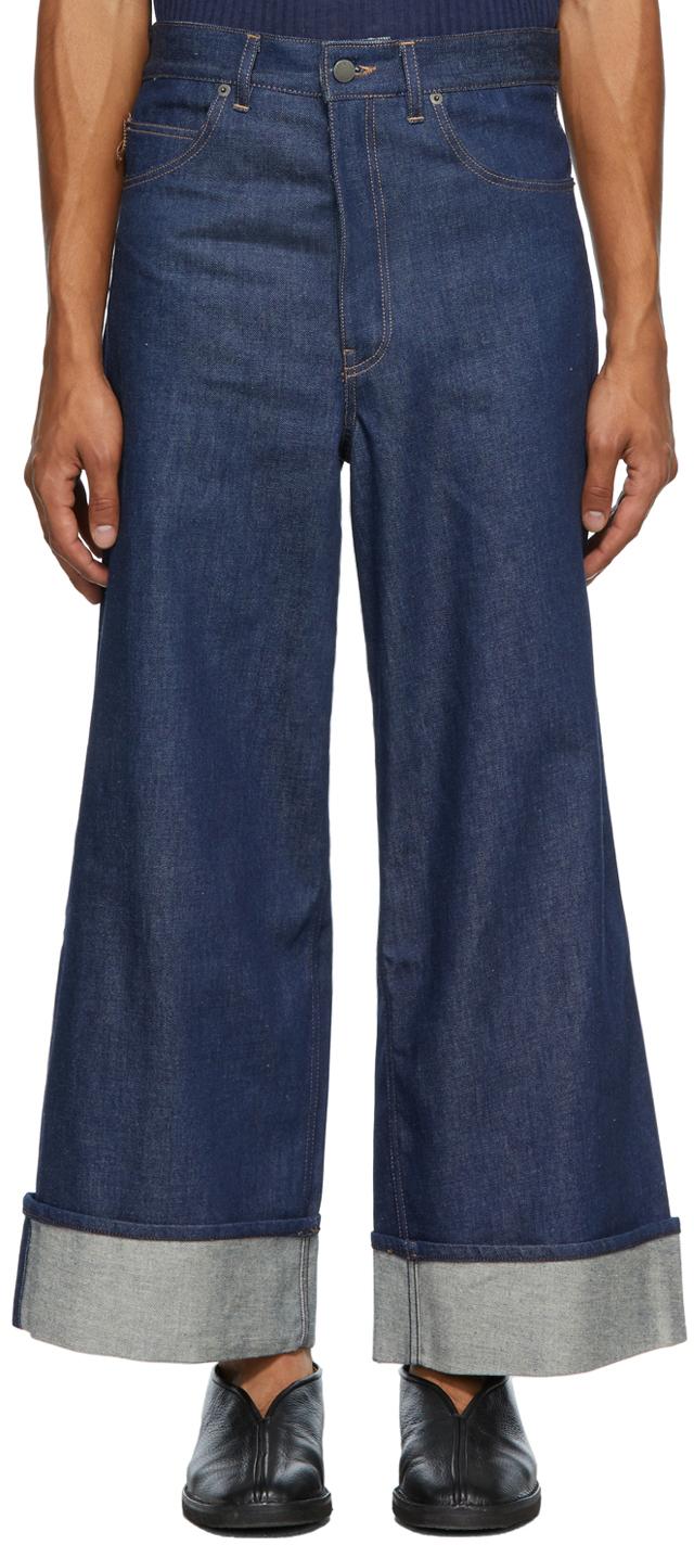 Indigo Graham Jeans