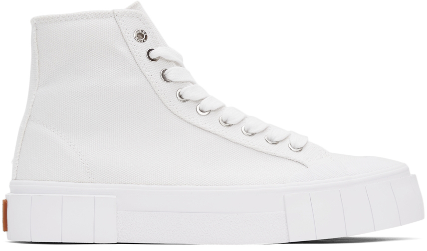 White Palm Core High Sneakers