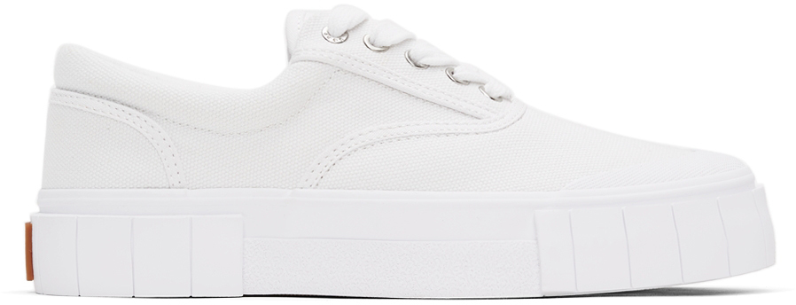 White Opal Low Sneakers