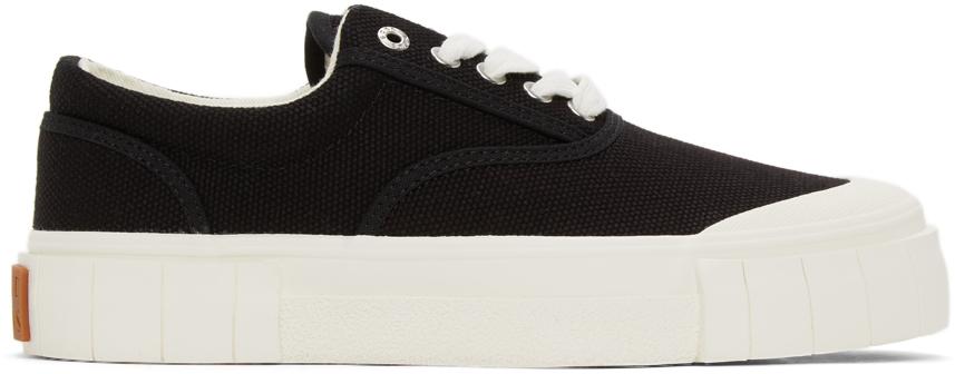 Black Opal Low Sneakers
