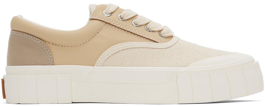 Beige Opal Low Sneakers