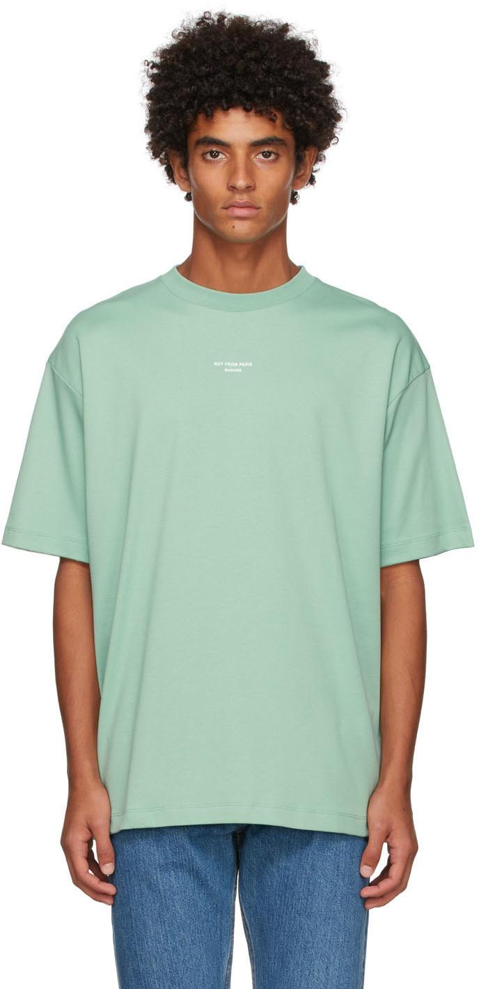 Drôle De Monsieur Green 'Le T-Shirt Classique NFPM' T-Shirt