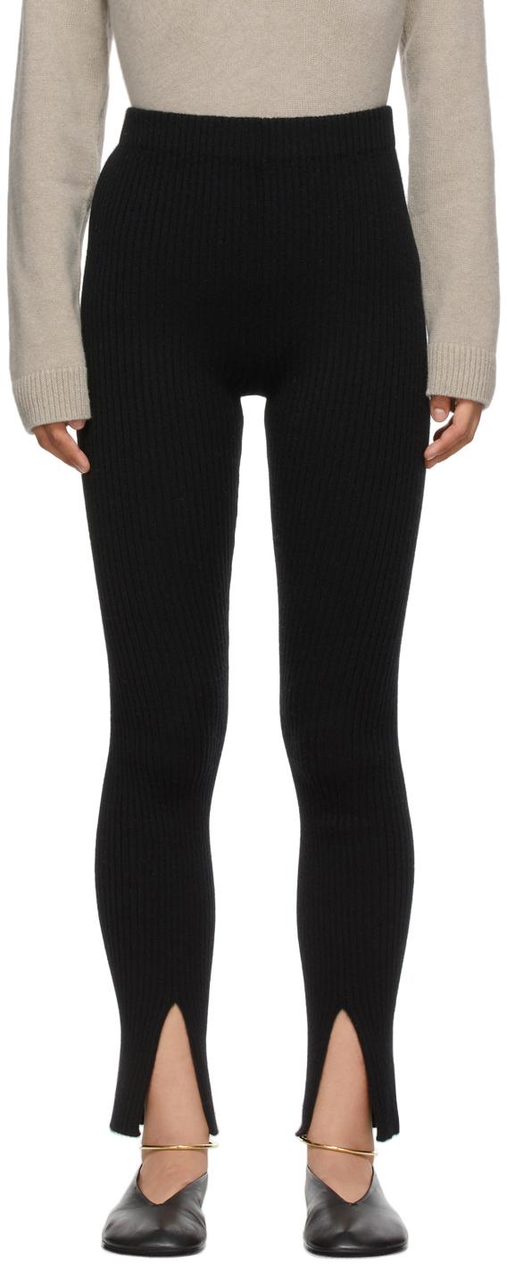 Black Cashmere 'The Sima' Leggings