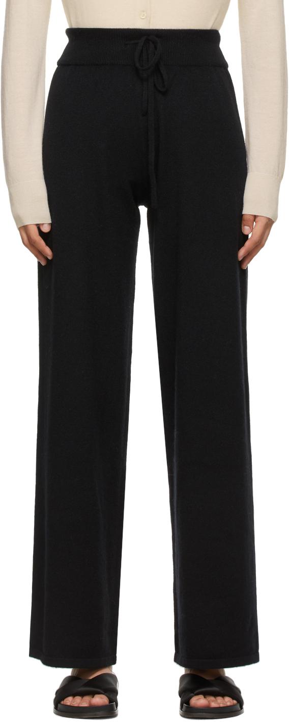 Black Cashmere 'The Sofi' Lounge Pants