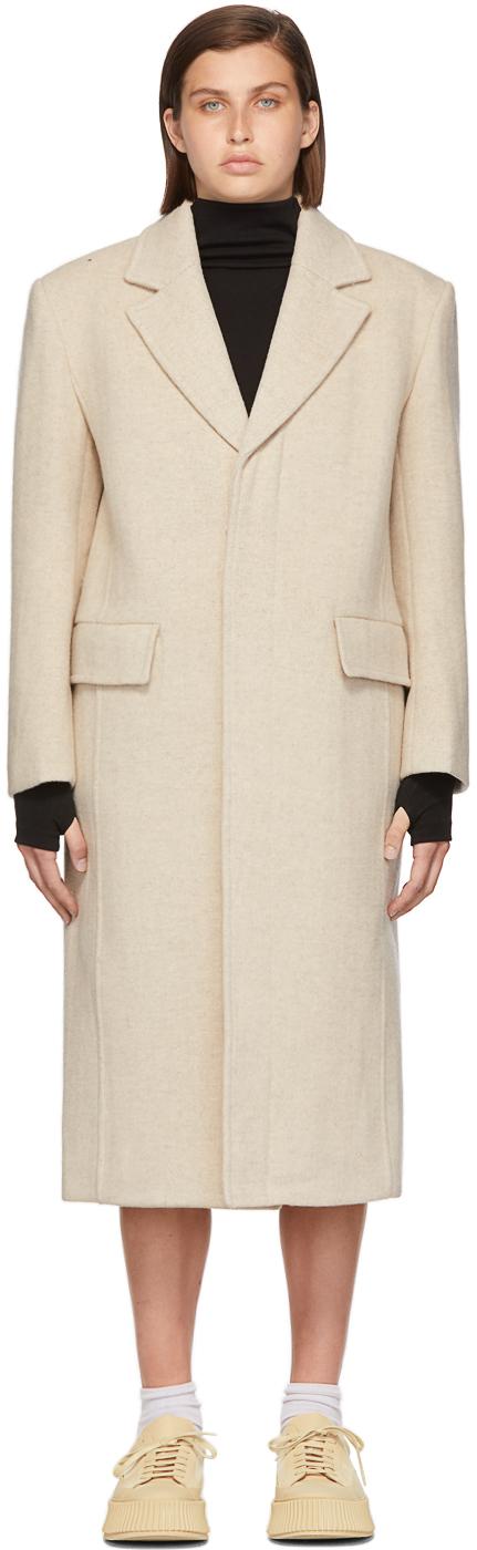 Off-White Ami Single Coat