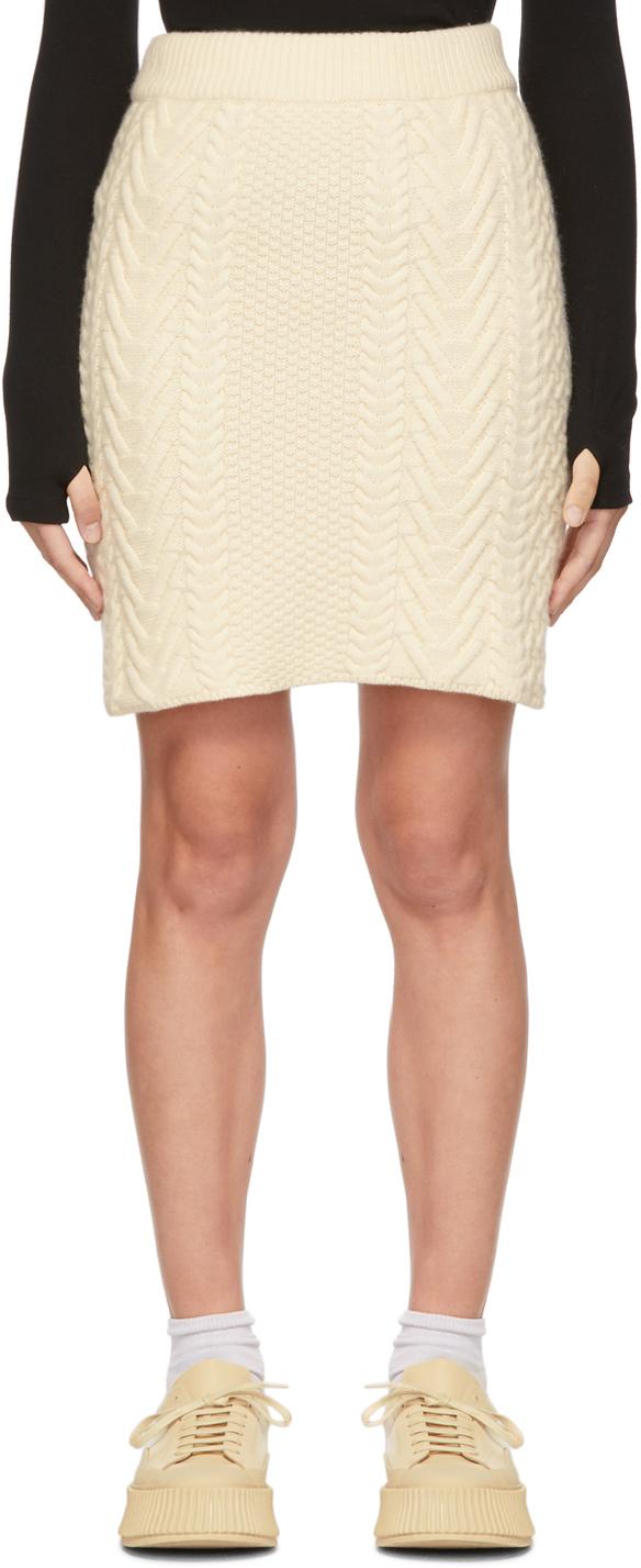 Off-White Della Cable Skirt