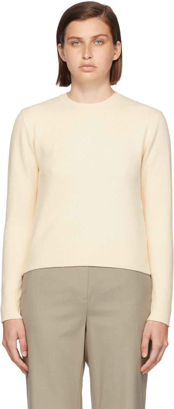Off-White Dere Round Neck Sweater