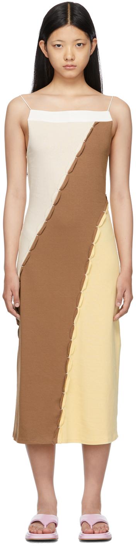 Multicolor Desert Dress