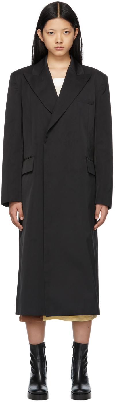 Black Carolyn Coat