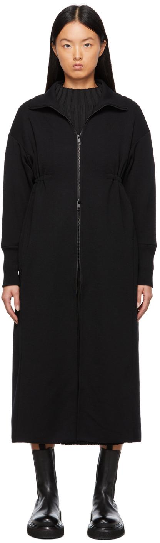 Black Milan Coat