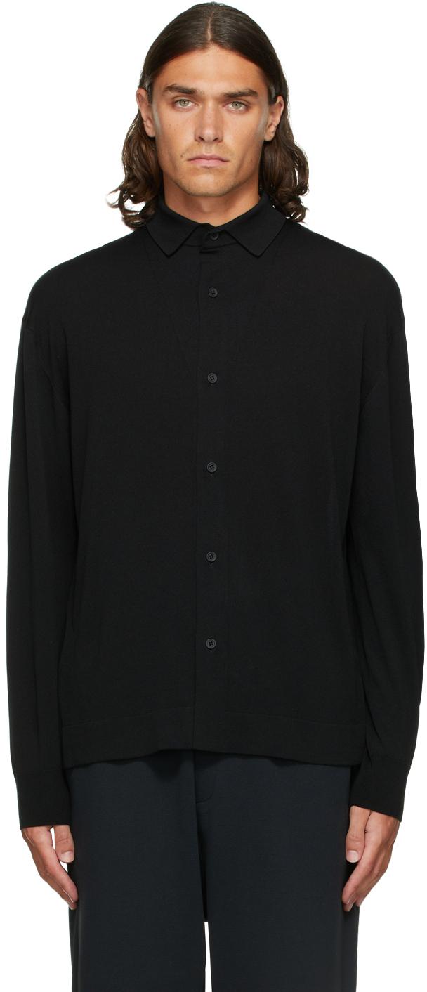 Black High Gauge Shirt