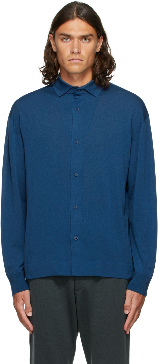 Blue High Gauge Shirt