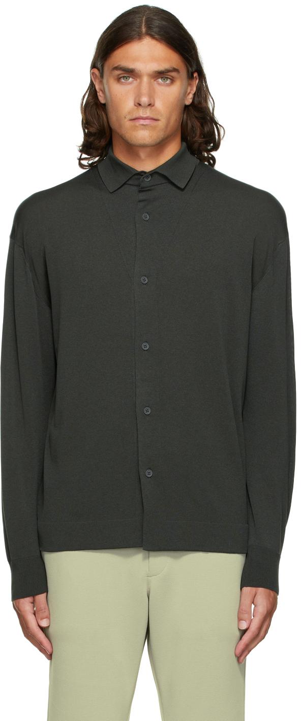 Grey High Gauge Shirt