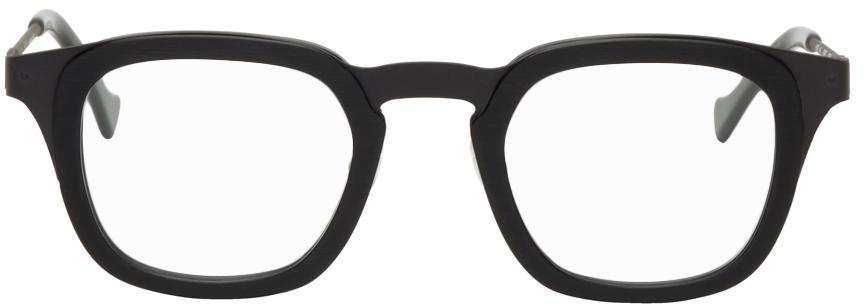 Black Dieter Glasses