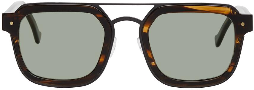 Tortoiseshell Notizia Sunglasses