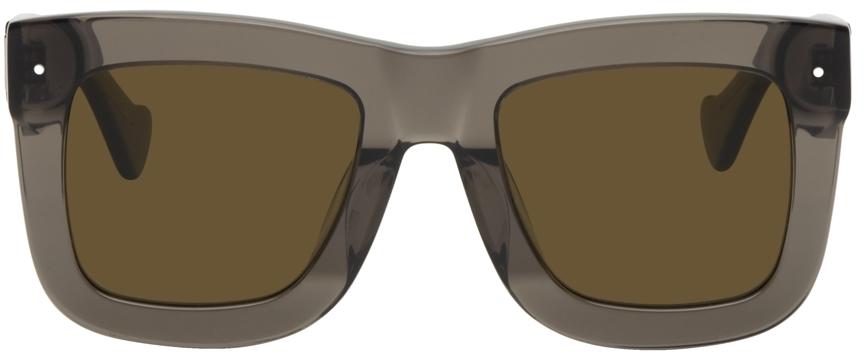 Grey Status Sunglasses