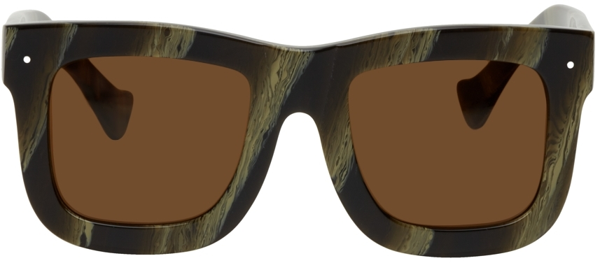 Tortoiseshell Status Sunglasses