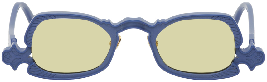 Blue Arsenic Sunglasses