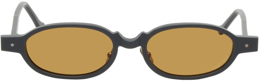 Grey Wurde Sunglasses
