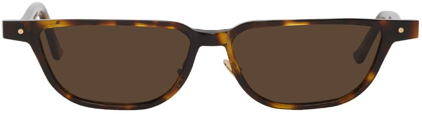 Tortoiseshell Mingus Sunglasses