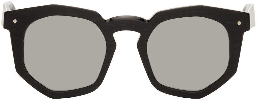 Black Composite Sunglasses