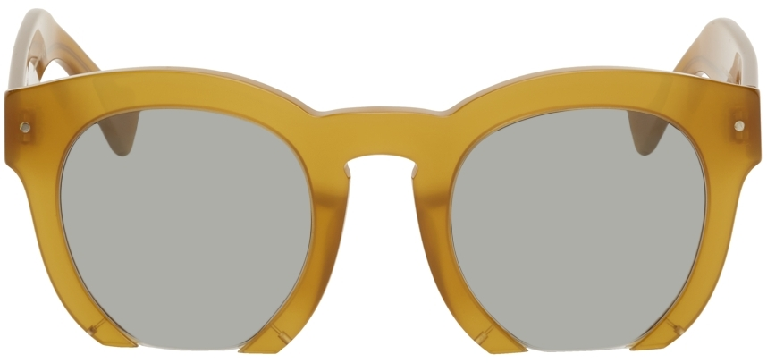Brown Fromone Sunglasses