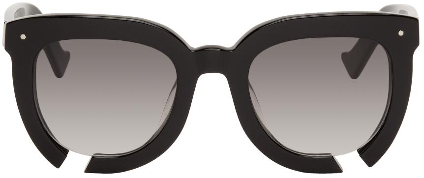 Black Incidental Habit Sunglasses