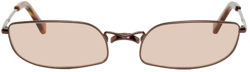Bronze Fait Sunglasses