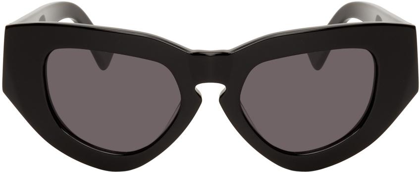 Black Catskill Sunglasses