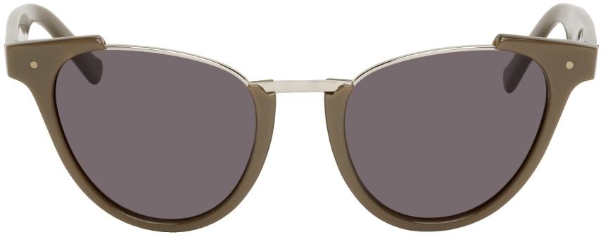 Grey Pearl Sunglasses