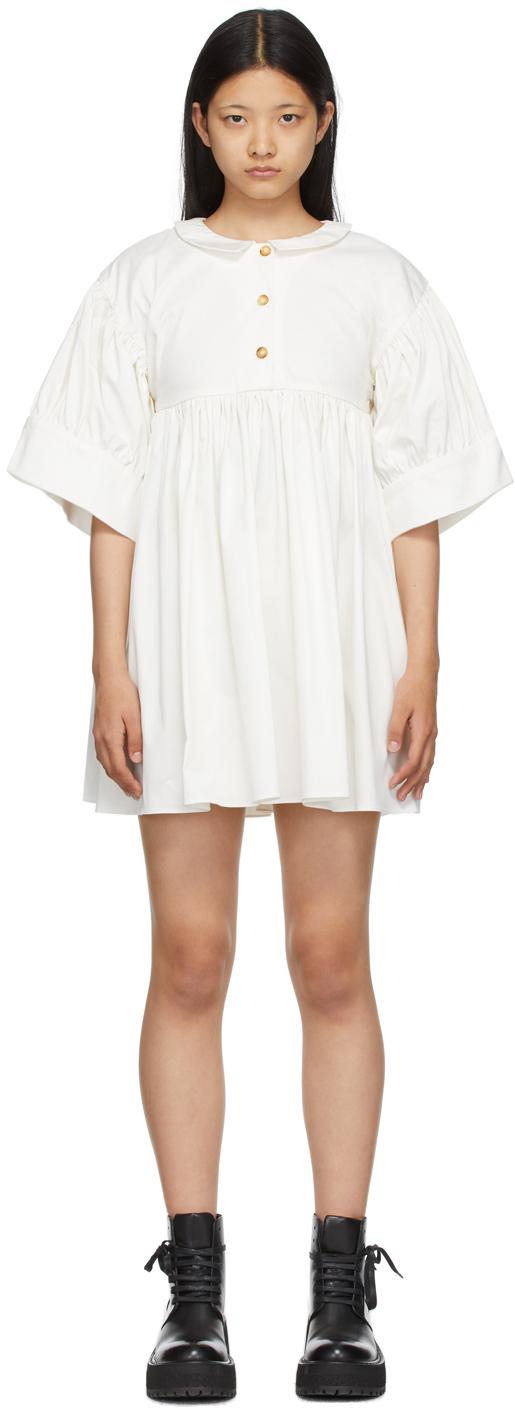White Maty Dress