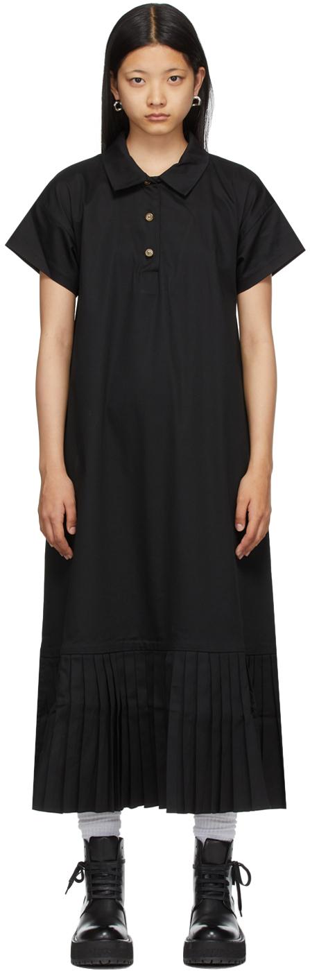 SSENSE Exclusive Black Nina Dress
