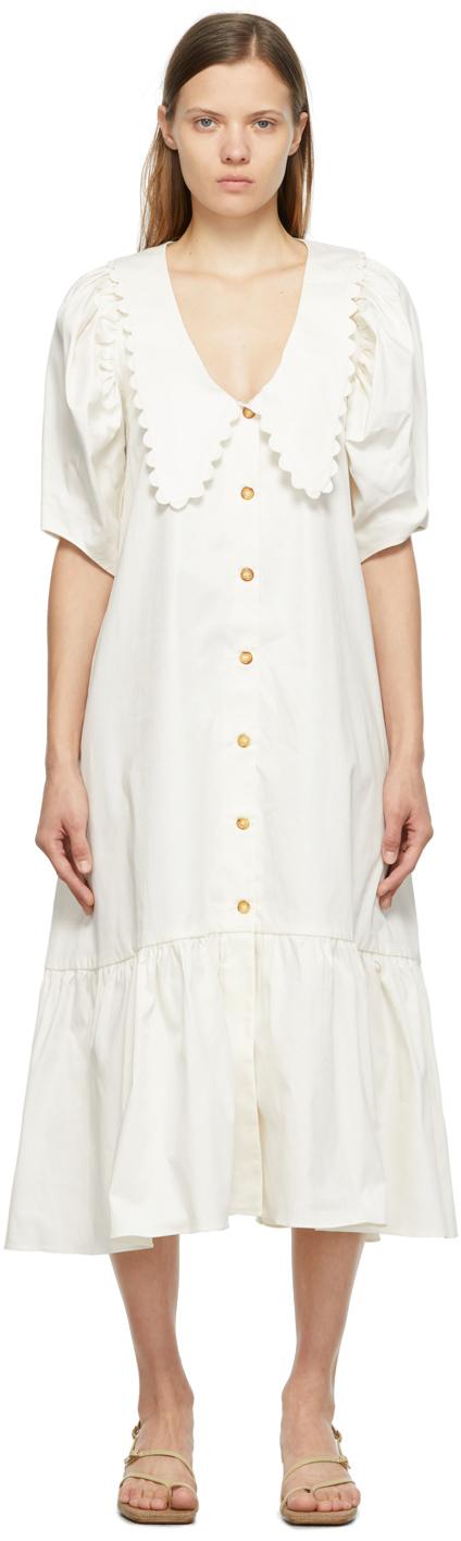 Off-White Consuelo Dress